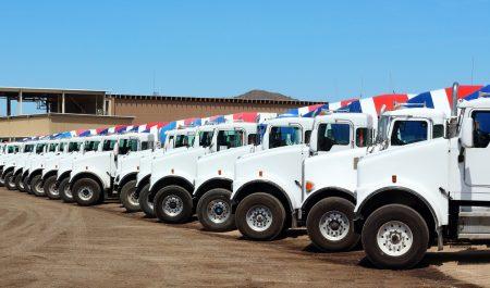 Cement Construction Trucks